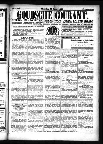 Goudsche Courant 1929-03-25
