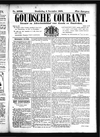 Goudsche Courant 1908-11-05