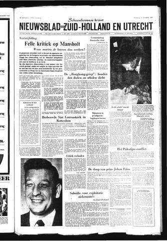 Schoonhovensche Courant 1968-12-16