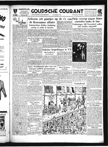Goudsche Courant 1952-10-25
