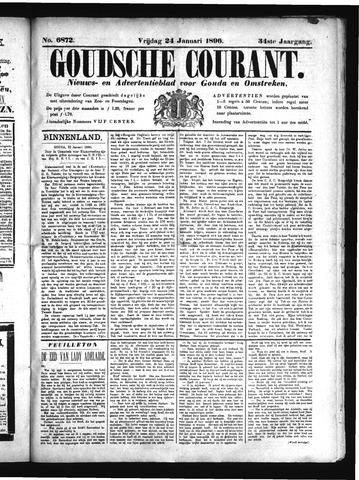 Goudsche Courant 1896-01-24