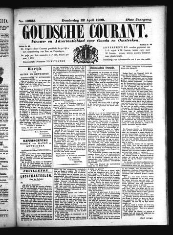 Goudsche Courant 1909-04-22