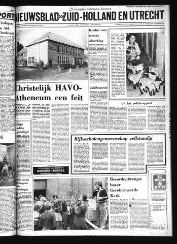 Schoonhovensche Courant 1978-11-01