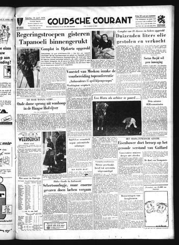Goudsche Courant 1958-04-12