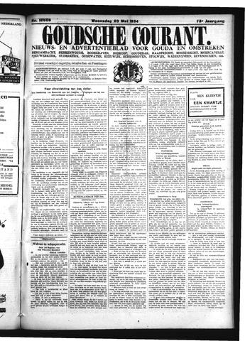 Goudsche Courant 1934-05-23