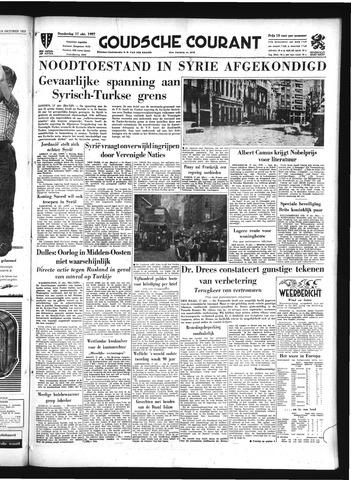 Goudsche Courant 1957-10-17
