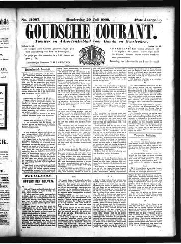 Goudsche Courant 1909-07-29