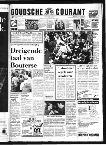 Goudsche Courant 1987-11-23
