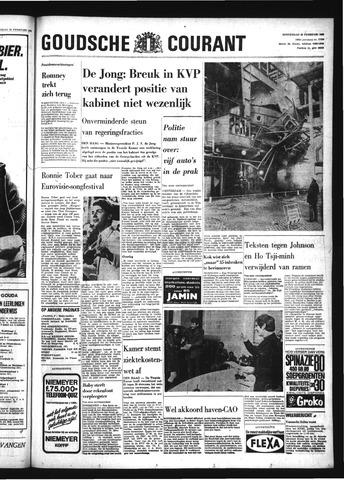 Goudsche Courant 1968-02-29