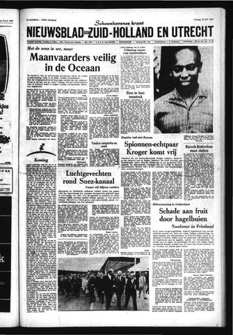 Schoonhovensche Courant 1969-07-25