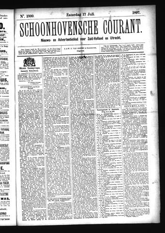Schoonhovensche Courant 1897-07-17