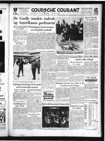 Goudsche Courant 1960-04-26