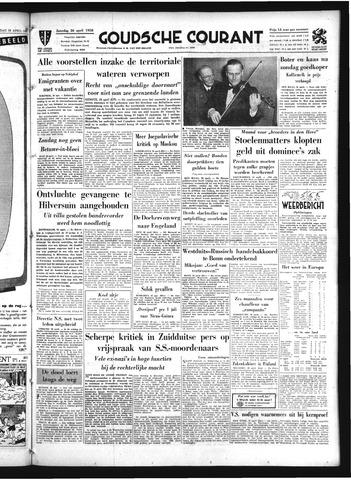 Goudsche Courant 1958-04-26
