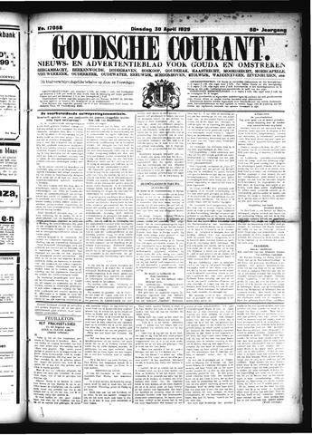 Goudsche Courant 1929-04-30