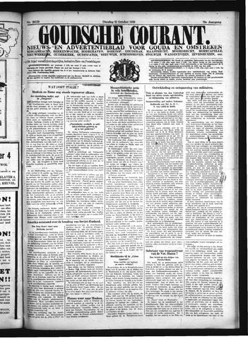 Goudsche Courant 1939-10-31