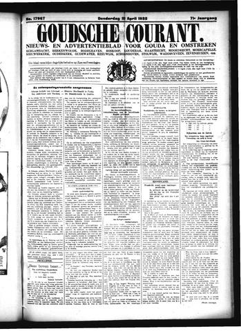 Goudsche Courant 1932-04-21