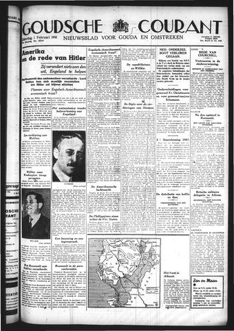 Goudsche Courant 1941-02-01