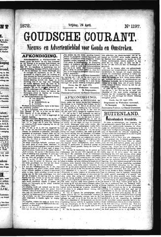 Goudsche Courant 1872-04-26