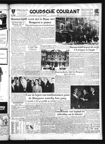 Goudsche Courant 1956-11-17