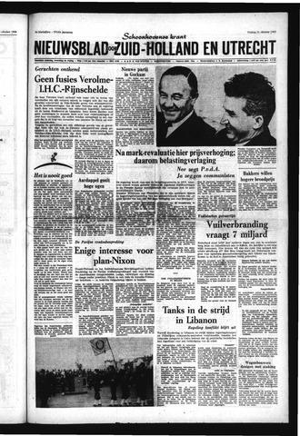 Schoonhovensche Courant 1969-10-31