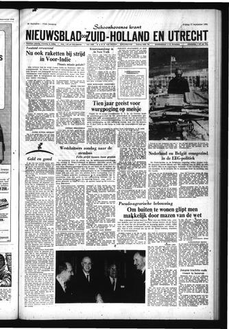 Schoonhovensche Courant 1965-09-17