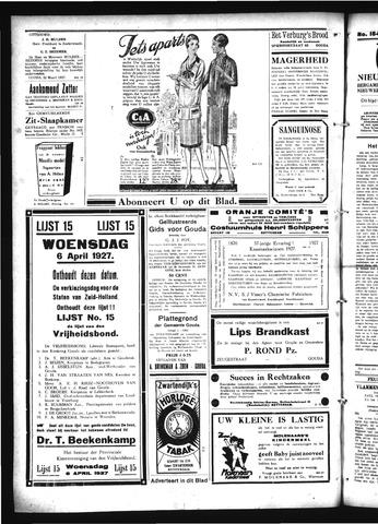 Goudsche Courant 1927-03-24