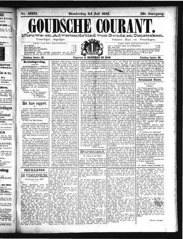 Goudsche Courant 1913-07-24