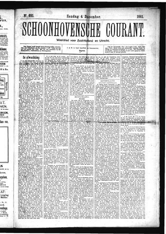 Schoonhovensche Courant 1881-12-04