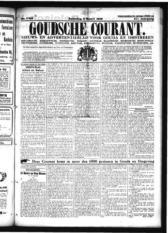 Goudsche Courant 1929-03-09