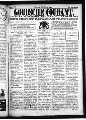 Goudsche Courant 1934-10-09