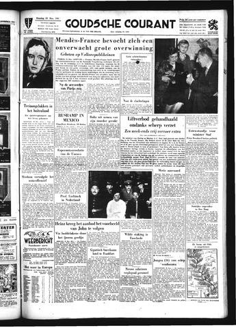 Goudsche Courant 1954-12-21