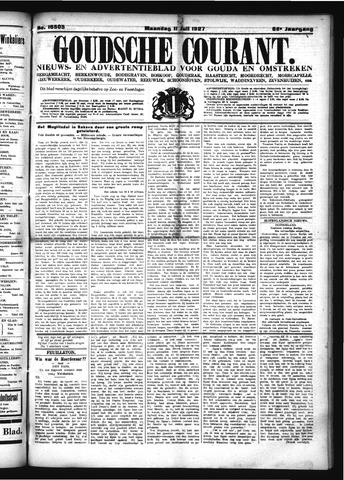 Goudsche Courant 1927-07-11
