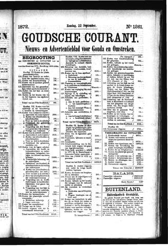 Goudsche Courant 1872-09-22