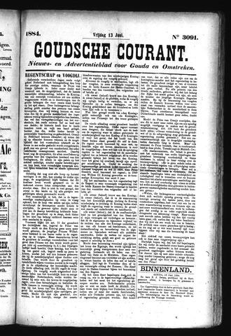Goudsche Courant 1884-06-13