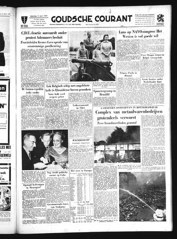 Goudsche Courant 1959-06-06