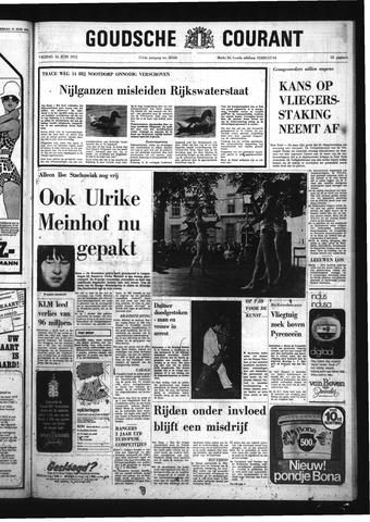 Goudsche Courant 1972-06-16