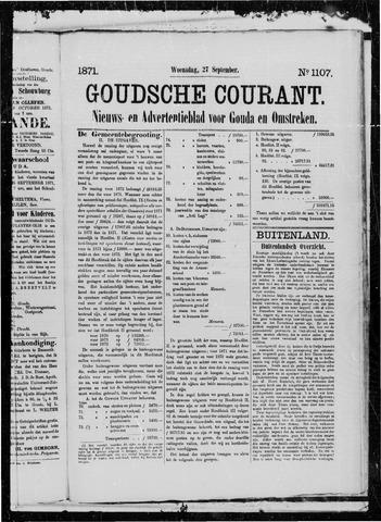 Goudsche Courant 1871-09-27