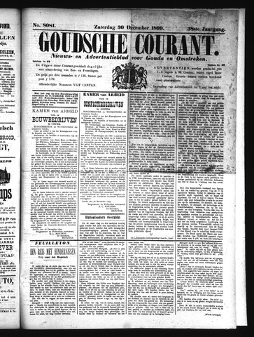 Goudsche Courant 1899-12-30