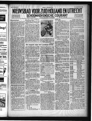 Schoonhovensche Courant 1947-11-07