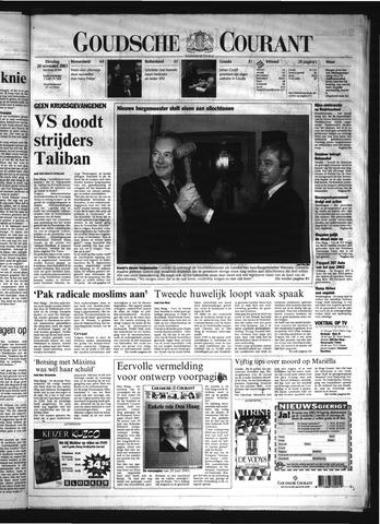 Goudsche Courant 2001-11-20