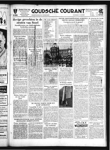 Goudsche Courant 1950-09-18