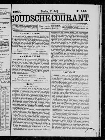 Goudsche Courant 1865-07-23
