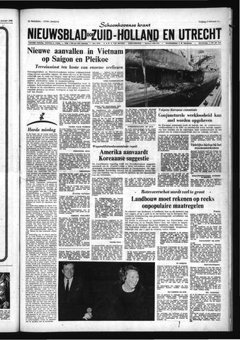 Schoonhovensche Courant 1968-02-02