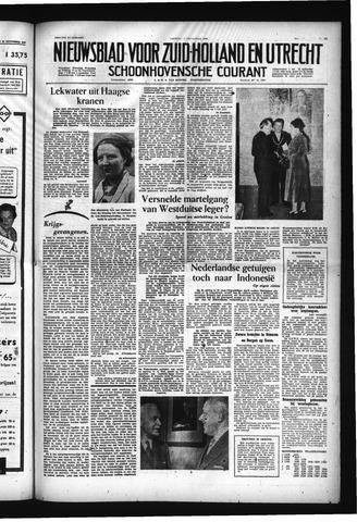 Schoonhovensche Courant 1955-11-25