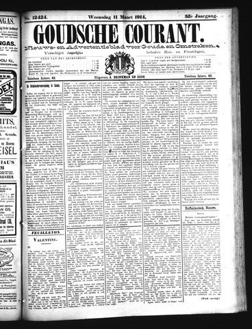 Goudsche Courant 1914-03-11