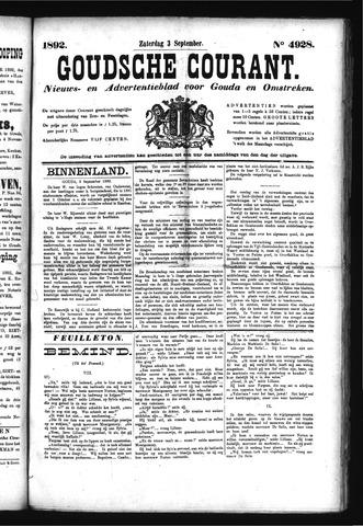 Goudsche Courant 1892-09-03
