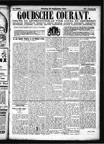 Goudsche Courant 1925-09-29