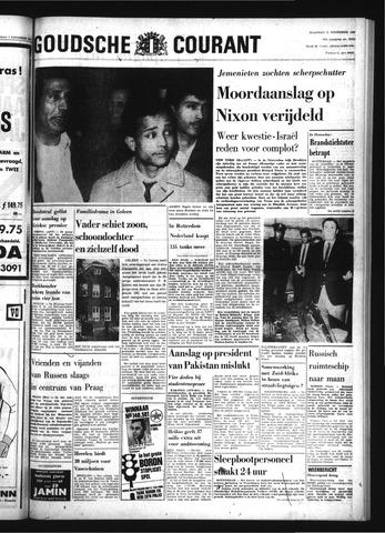 Goudsche Courant 1968-11-11