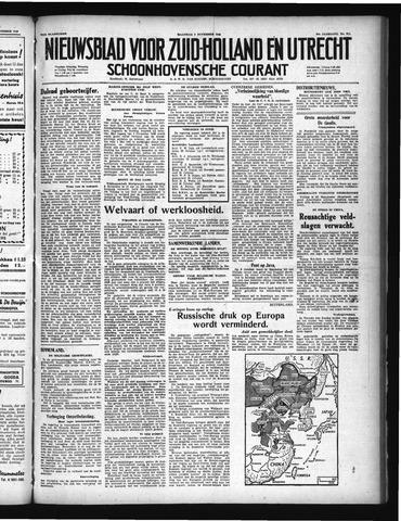 Schoonhovensche Courant 1948-11-08