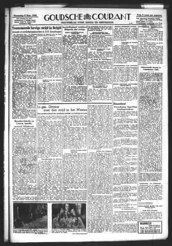 Goudsche Courant 1944-09-06